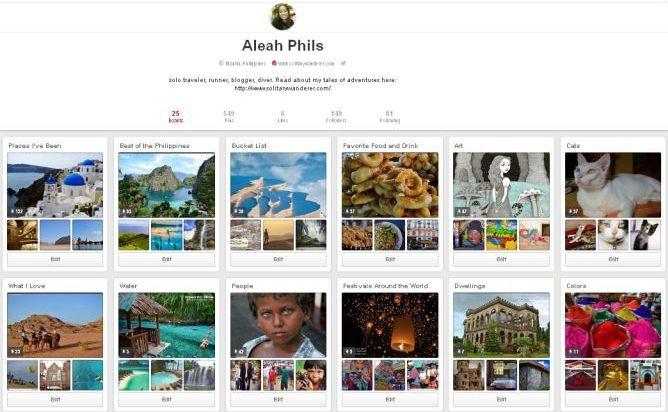 Pinterest Aleah