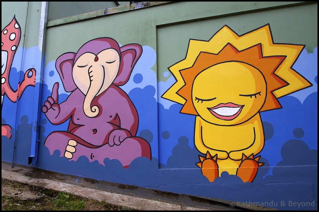 Street Art Tartu Estonia