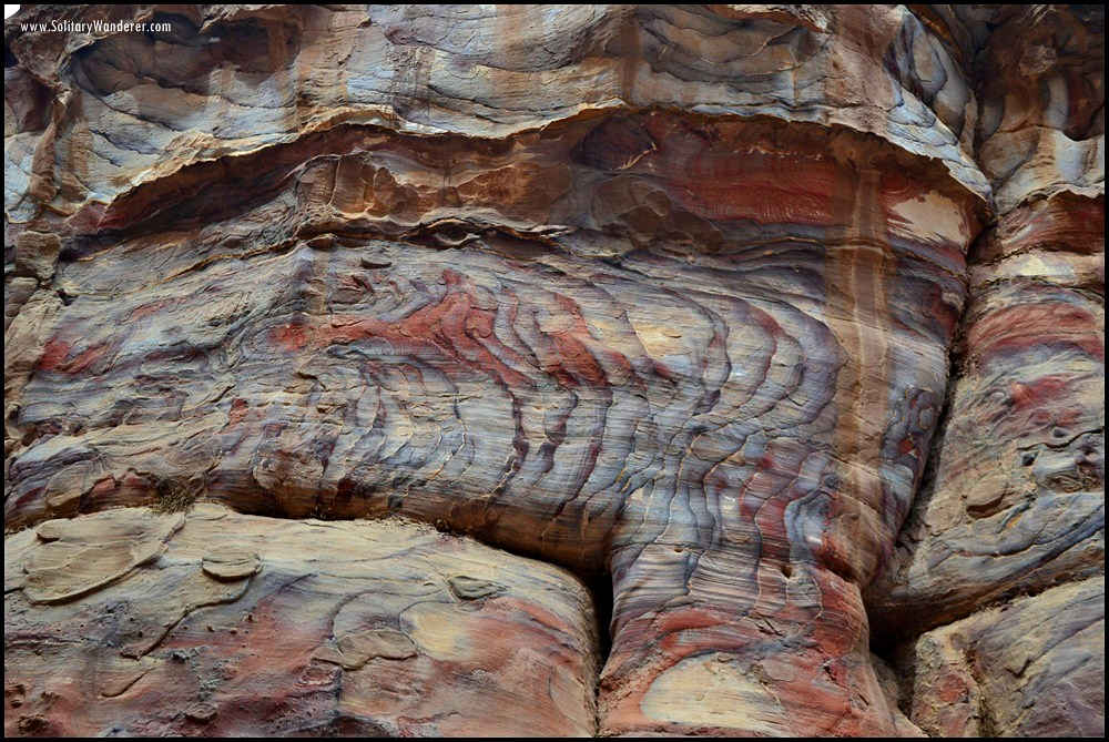 canyon colors petra