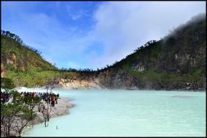 Kawah Putih: West Java's Stunning Volcanic Crater