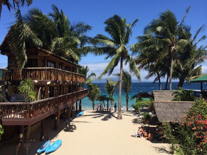 Bamboo Beach Resort Puerto Galera