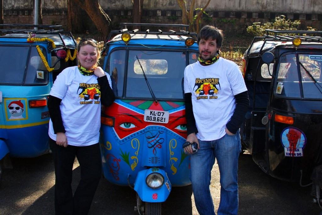 Karilyn rickshaw india