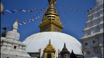 365 Steps to Illumination: The Monkey Temple of Kathmandu