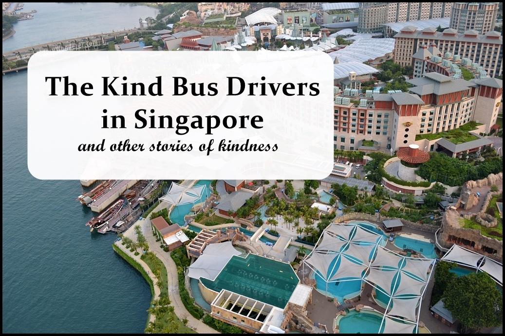 singapore - kindness