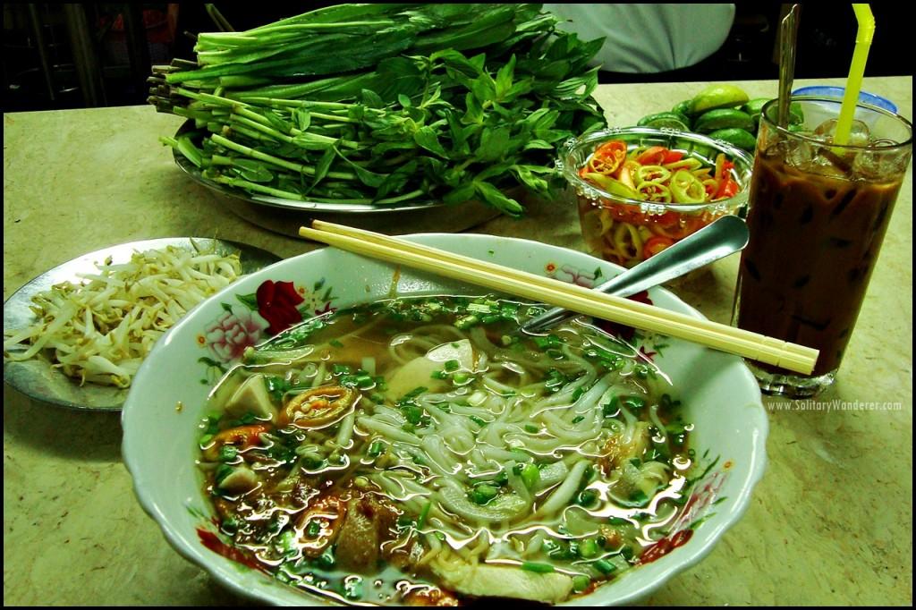 vietnam pho soup