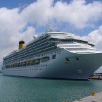 cruise ship katakolon
