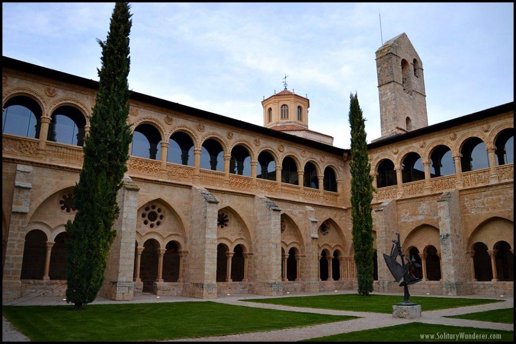 valladolid monastery valbuena