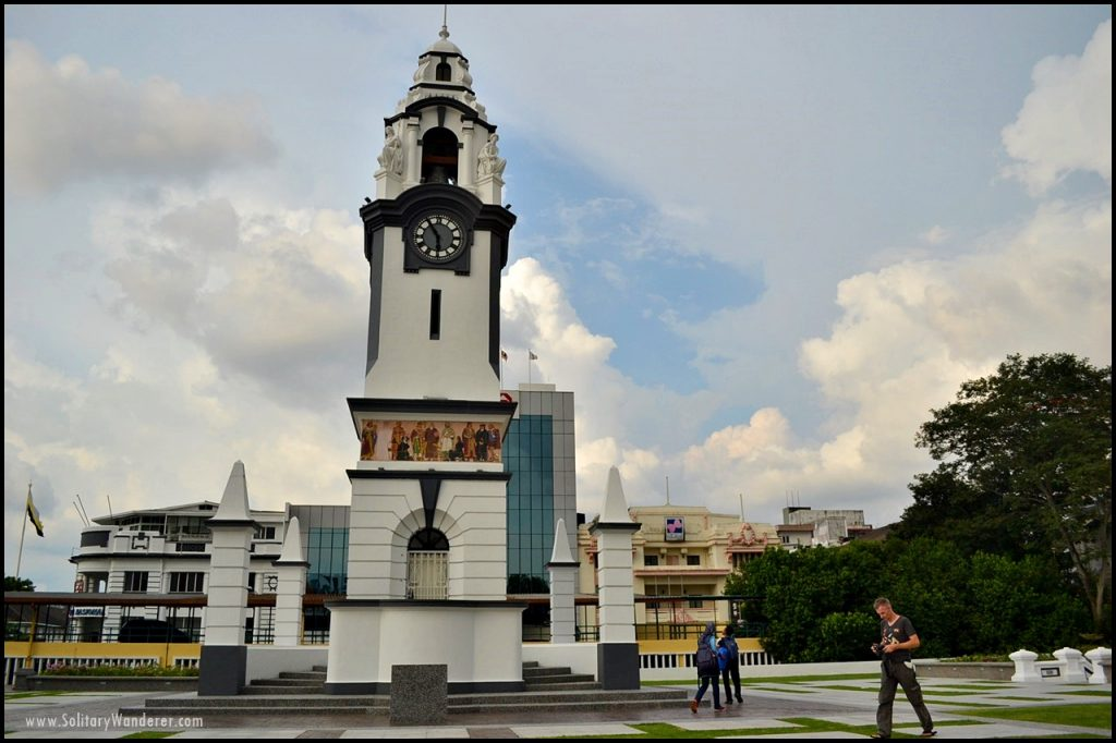 Birch Memorial Tower Ipoh