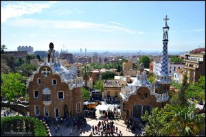 A Glimpse into the Wonders of Gaudi's Park Guell