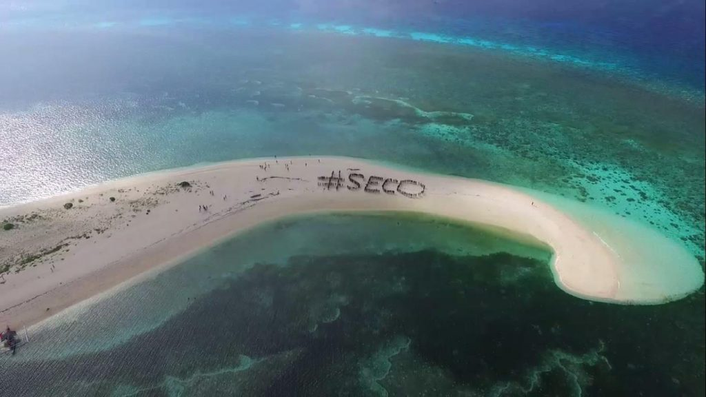 seco island by tonzie gay