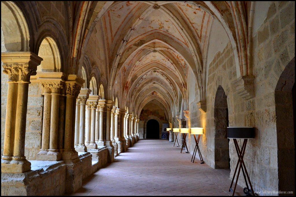 Castilla Termal Monasterio de Valbuena archway