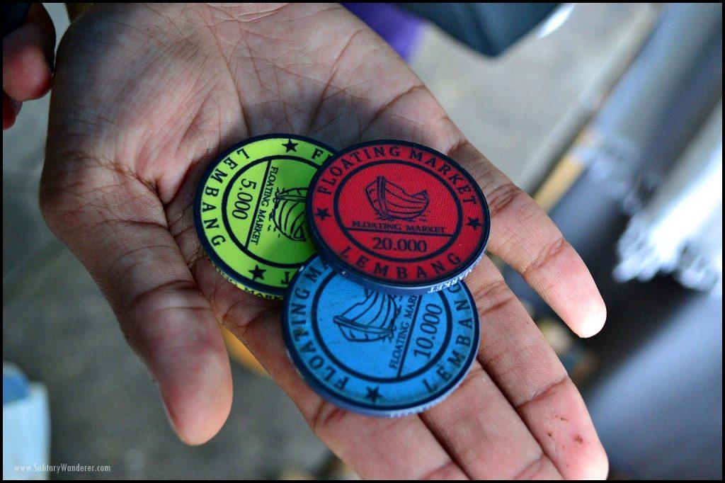 coins bandung floating market