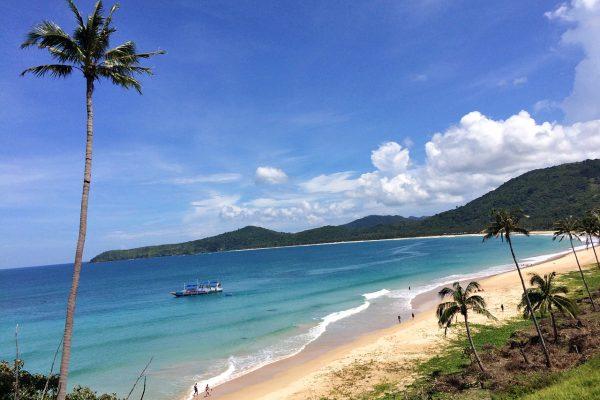 palawan nacpan beach el nido