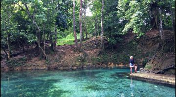 Revisiting the Libuacan Cold Spring in Surigao del Sur