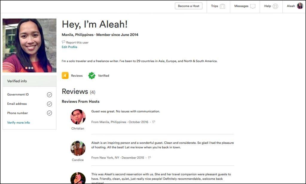 airbnb-profile