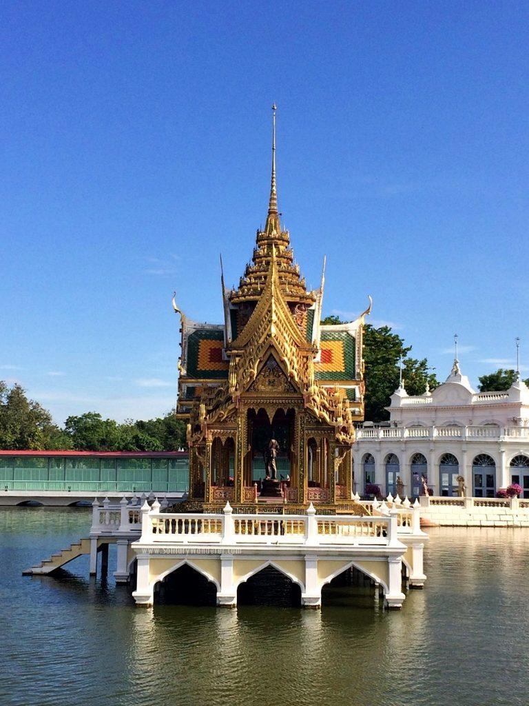 ayutthaya thailand day trip summer palace