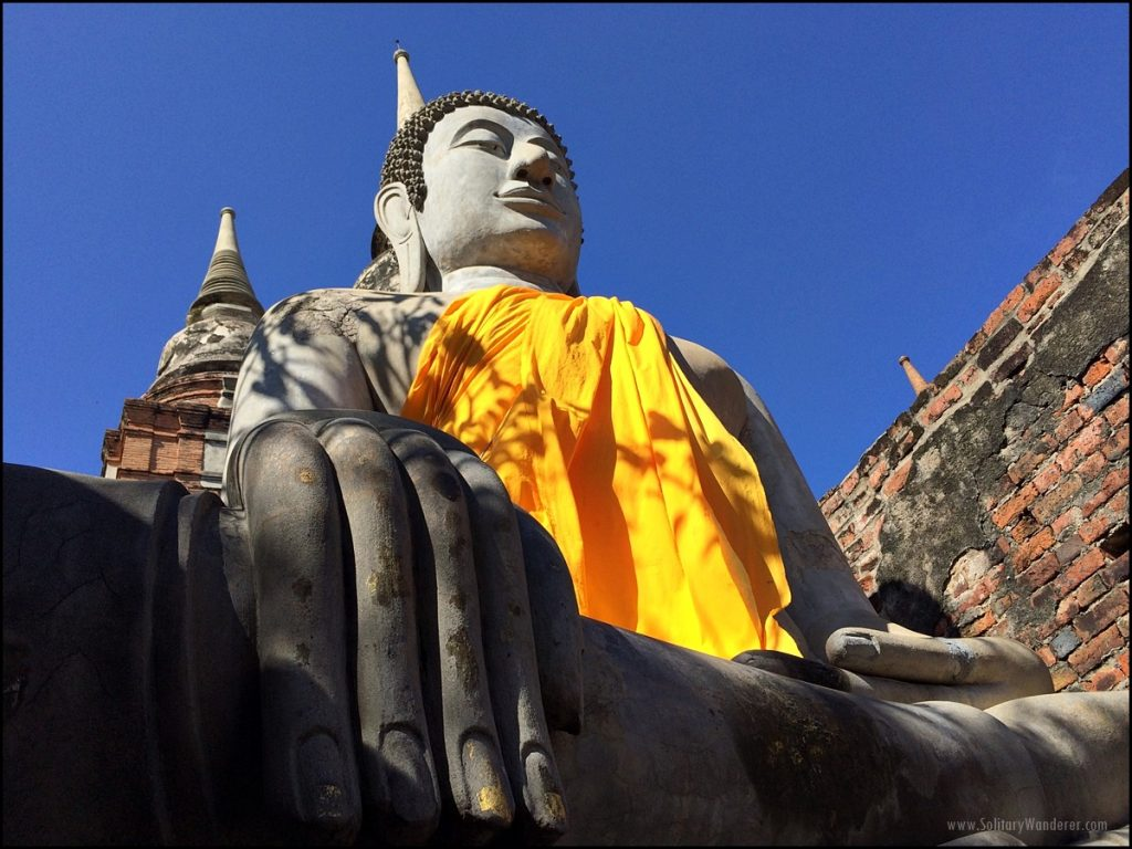 buddha ayutthaya thailand day trip