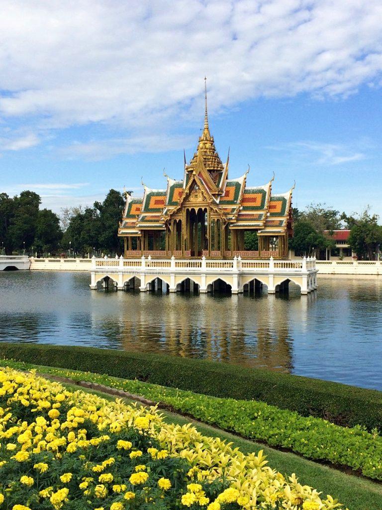 summer palace ayutthaya thailand day trip