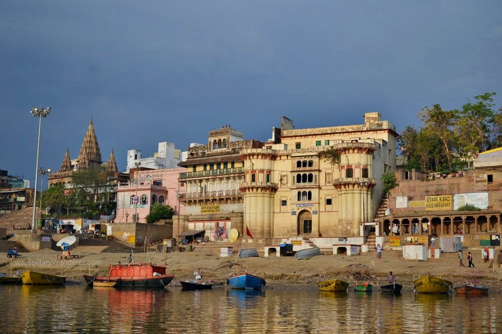 varanasi ganges river tour
