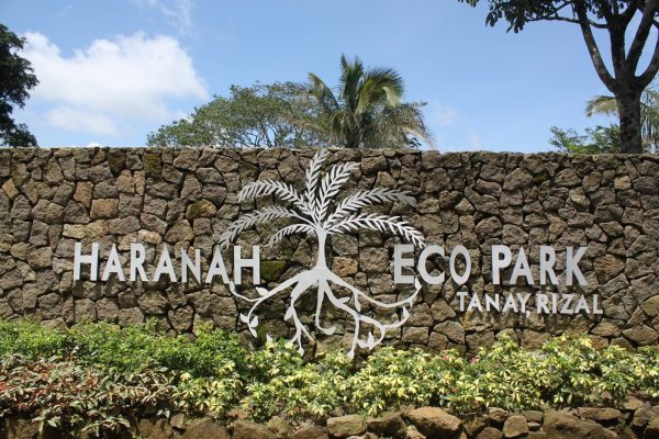 entrance haranah eco-park
