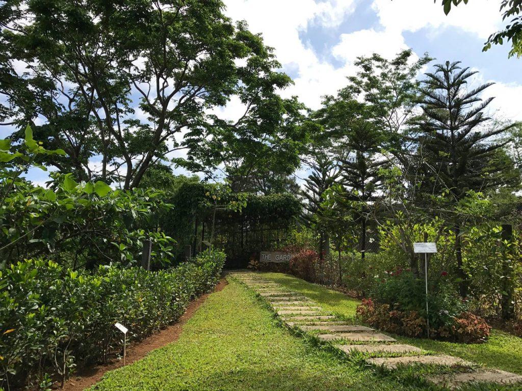 haranah eco-park garden