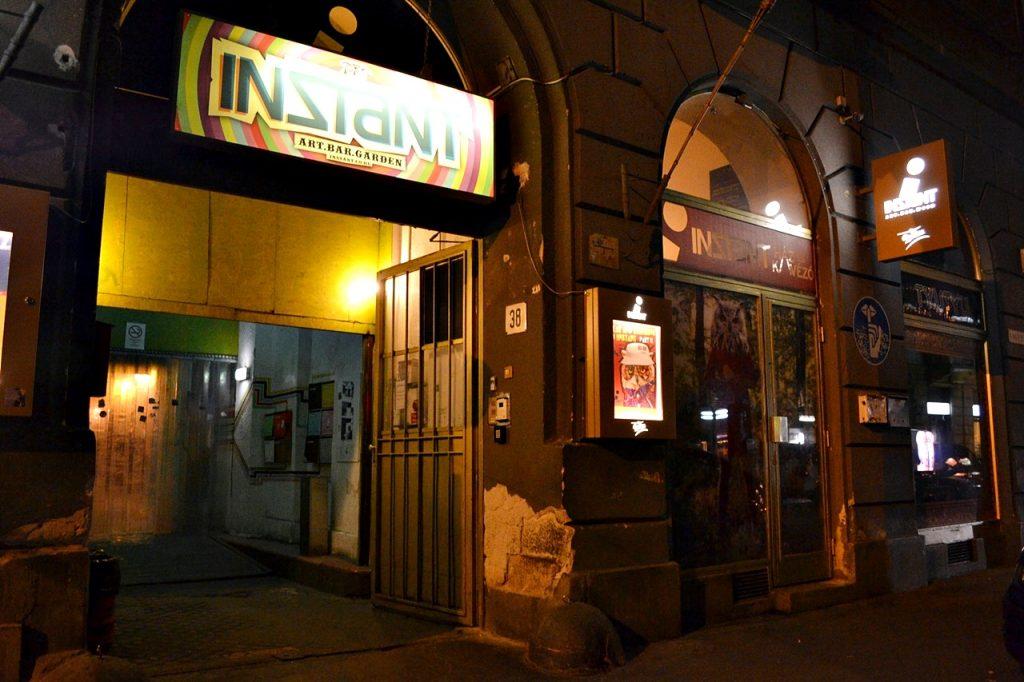 instant ruin bar budapest