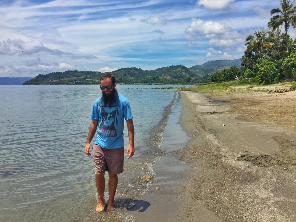 beach sumatra