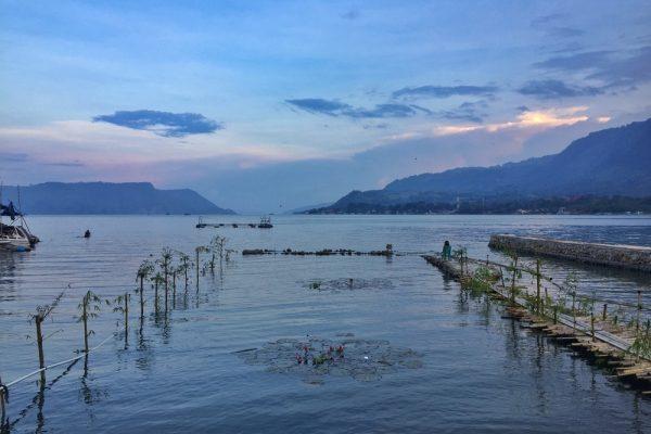 Solo Travel Tips: Lake Toba, Indonesia