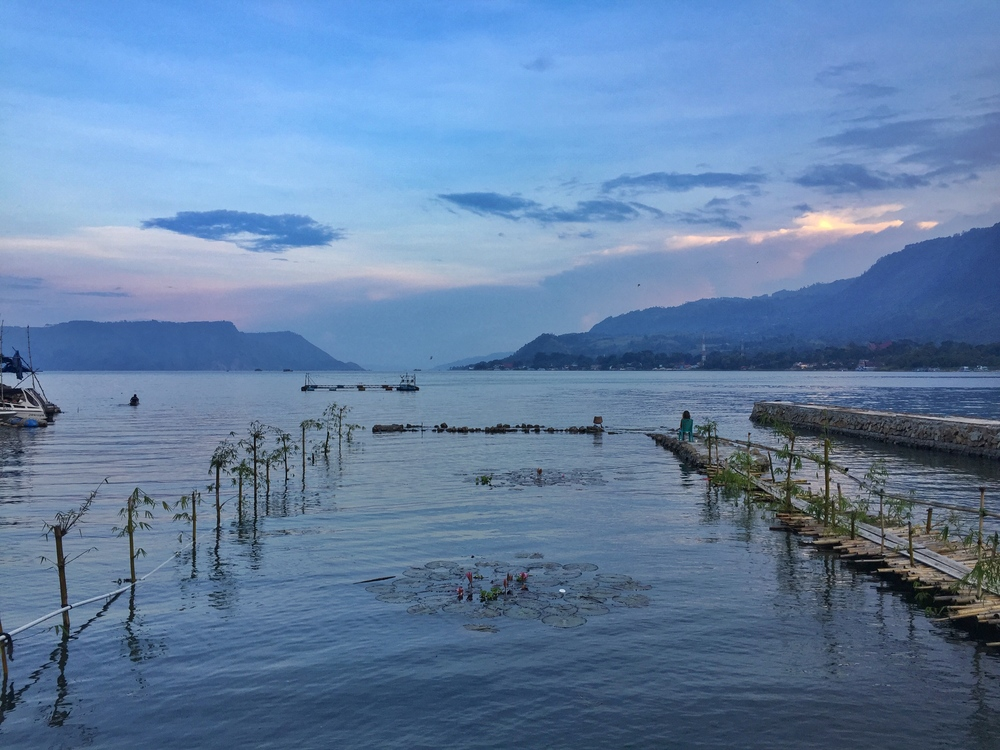 Solo Travel Tips: Lake Toba, Indonesia