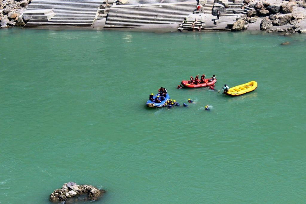 White Water Rafting Rishikesh Solo Travel Tips Solitary Wanderer