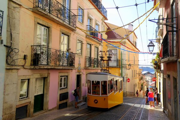 Solo Travel Tips: Lisbon, Portugal