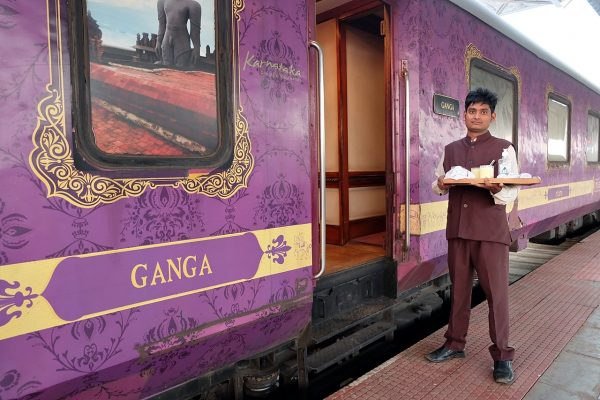 The Golden Chariot Review: What is it Like to Take a Luxury Train in India?