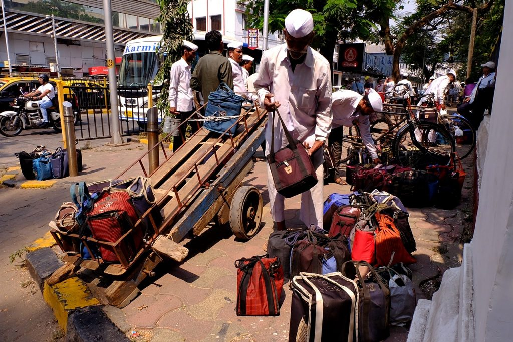 Dabbawala Mumbai India