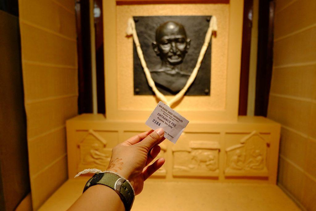 Gandhi Museum Mumbai India