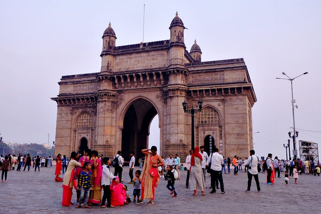 India Gate Mumbai