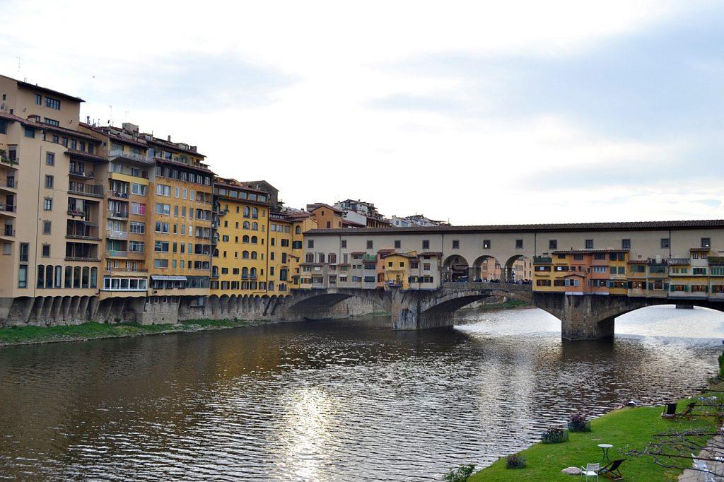 Ponte Vecchio Florence Italy