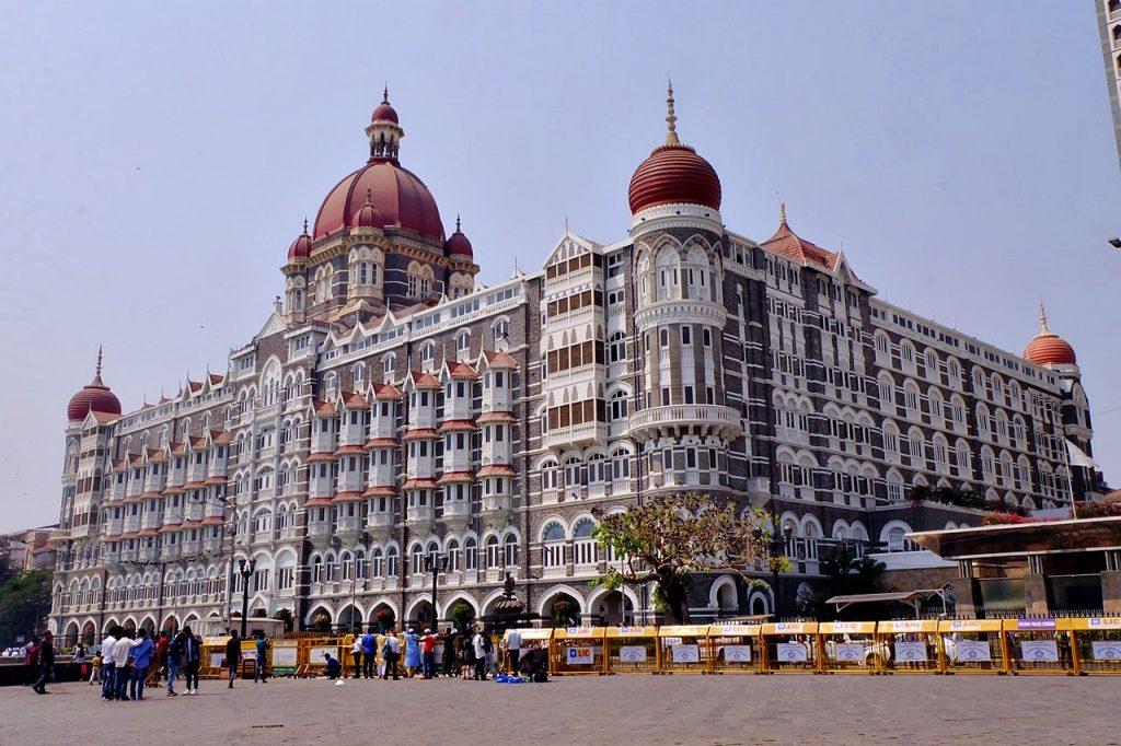 Taj Mahal Palace Hotel Mumbai India
