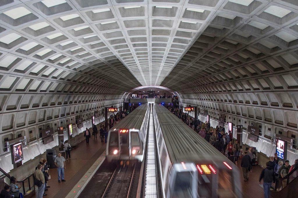 Washington DC Subway