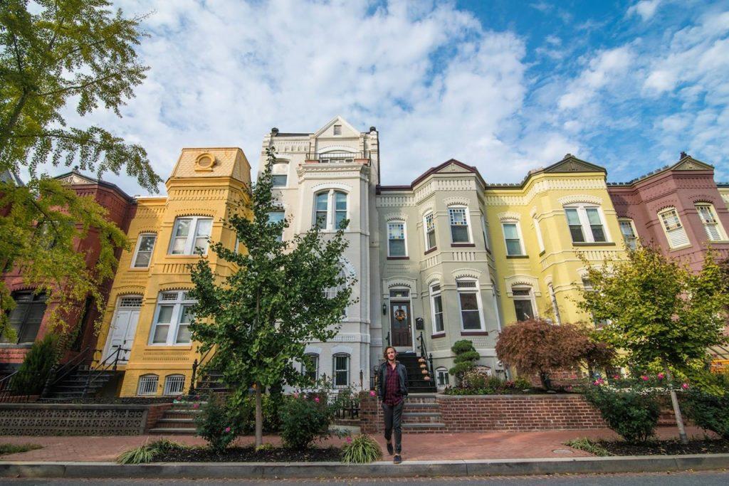 Washington DC neighborhood