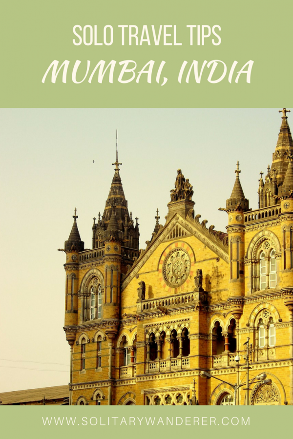 solo travel tips mumbai