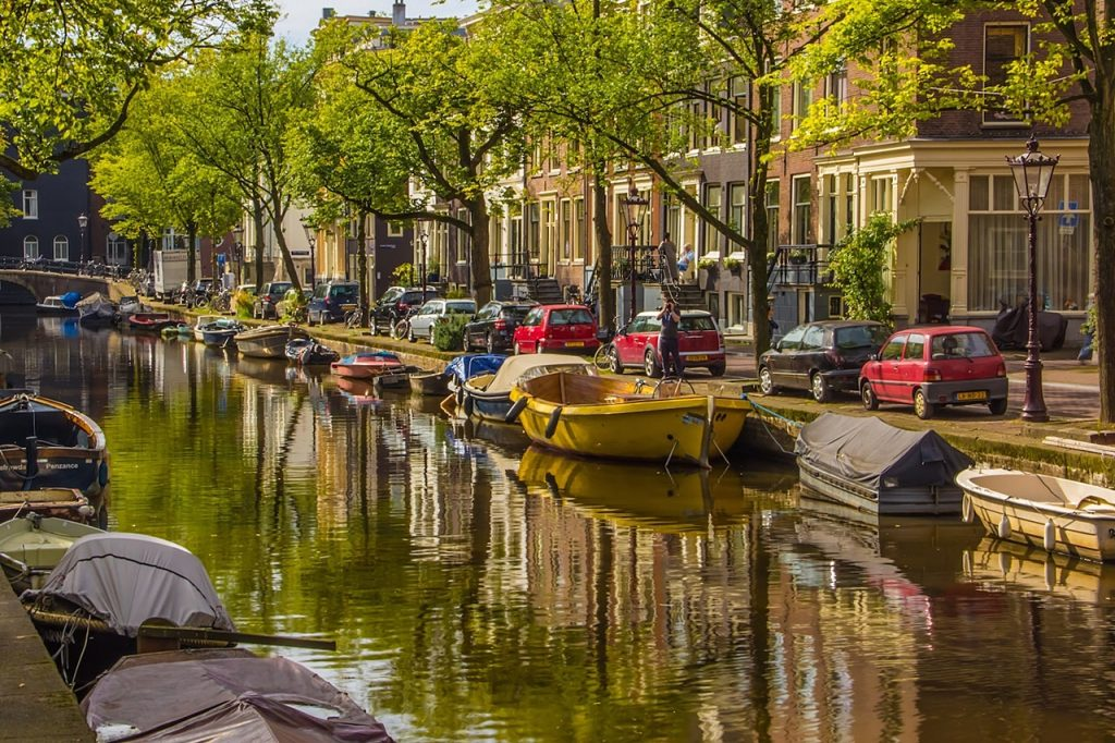 Solo Travel Tips: Amsterdam, The Netherlands