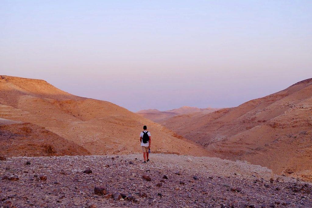 kidod canyon arad israel