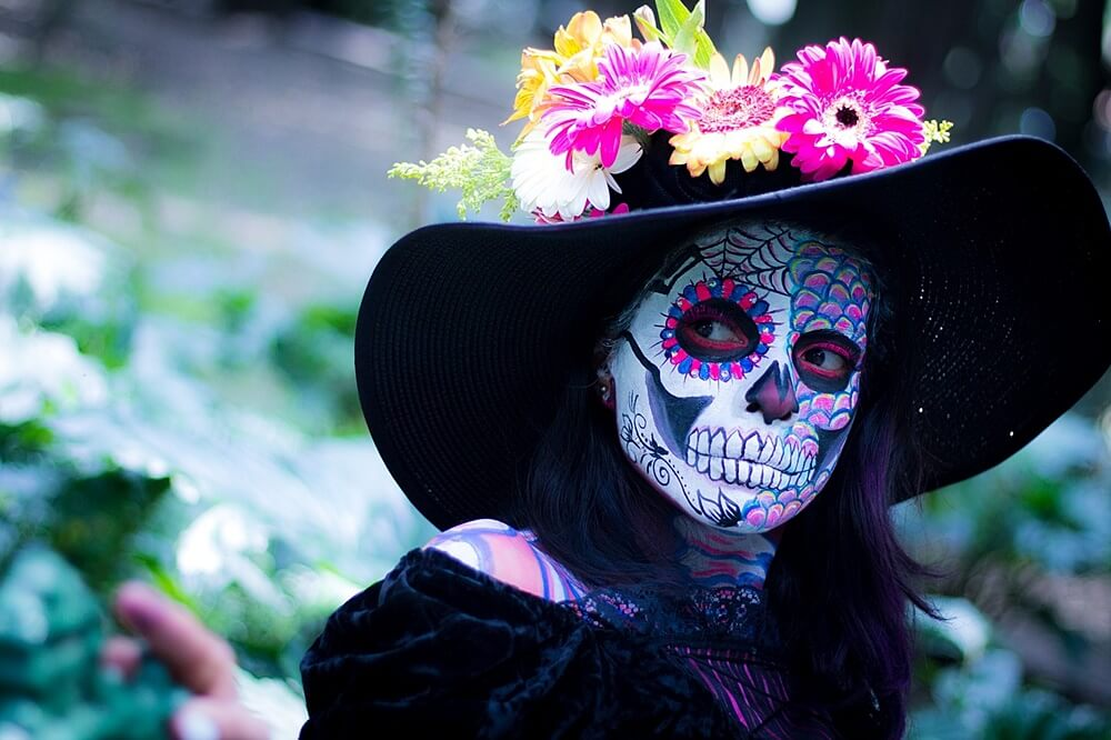 Mexico City Day of the Dead