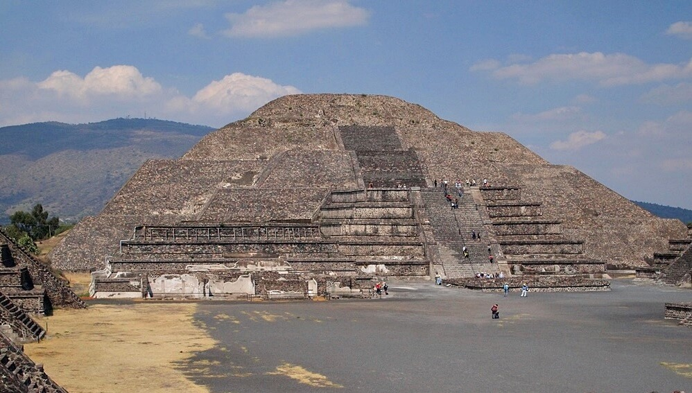 Teotihuacan Mexico's Pyramid City
