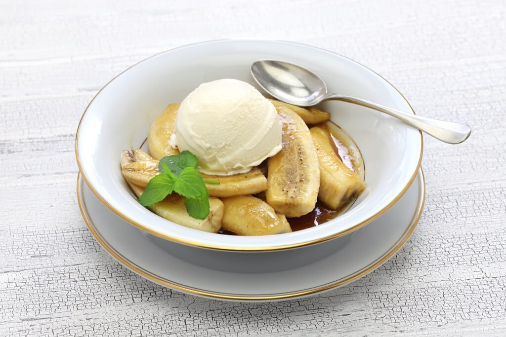 Bananas Foster - food in New Orleans