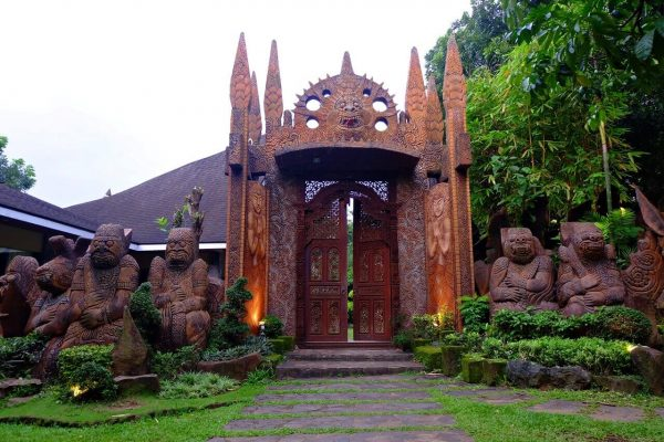 A Relaxing Stay at Bali-Inspired Resort Cintai Corito's Garden, Batangas