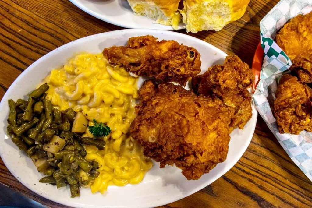 Fried Chicken Willie Mae New Orleans
