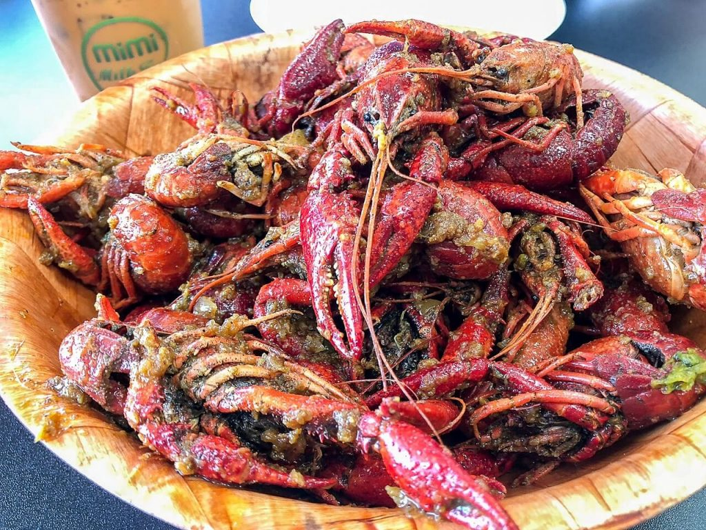 New Orleans -- Vietnamese Crawfish