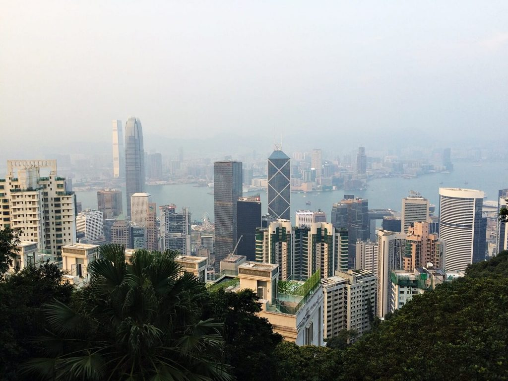 Hong Kong Itinerary: Head to Victoria Peak