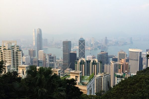 Hong Kong Itinerary: Head to Victoria Peak